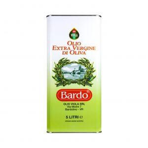 Olio extra vergine Bardo Viola 5 L