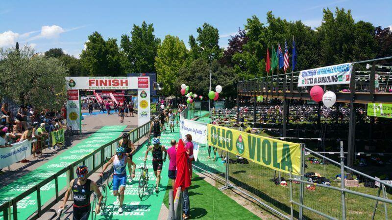 Triathlon – Bardolino 2015