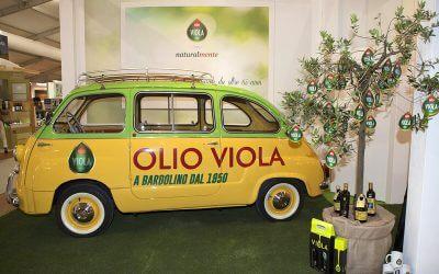 Olio Viola a Sol&Agrifood – Vinitaly 2017