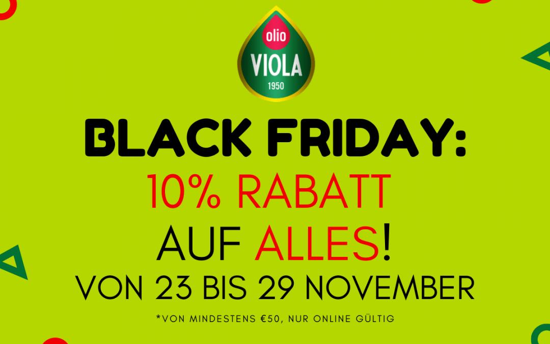 Black Friday Olio Viola DE