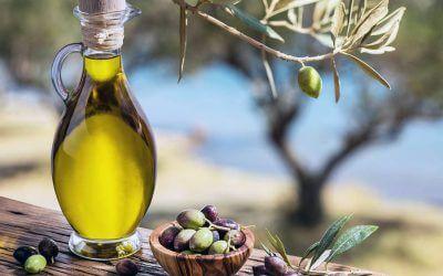 Olio extravergine di oliva Garda DOP: limpido, fruttato e… fa bene alla salute!