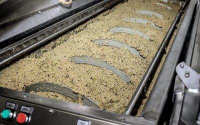 """La qualità dell'olio extra vergine di oliva Garda DOP in un """"gioco"""" di temperature"""